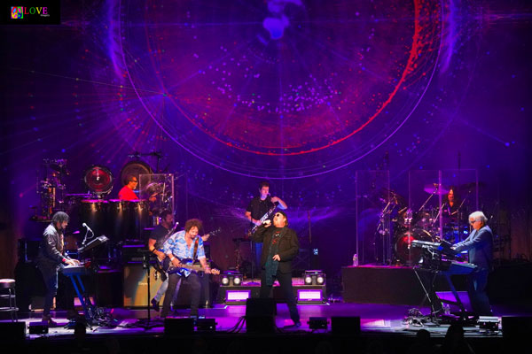 """""""Freakin' Amazing!"""" Toto LIVE! at New Brunswick's State Theatre"""