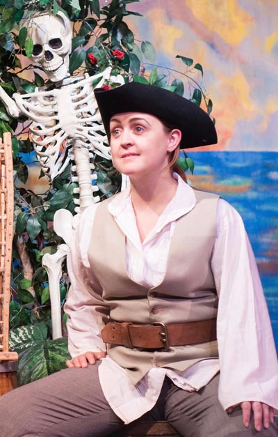 """The Lord Stirling Theater Company Presents """"Treasure Island"""""""