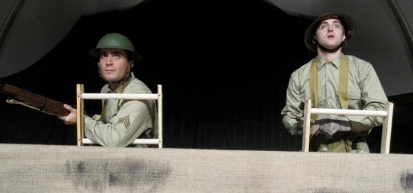 """""""A Year in the Trenches"""" returns to East Lynne Theater Company"""