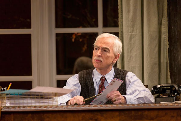 """REVIEW: """"Trying"""" at George Street Playhouse"""