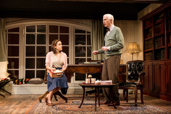 "REVIEW: ""Trying"" at George Street Playhouse"