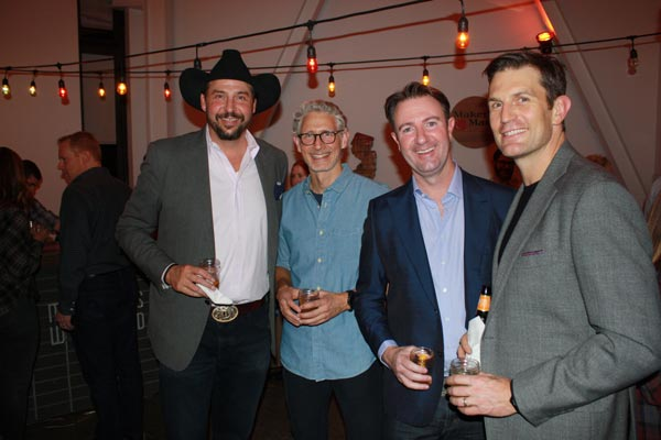 Bourbon Bash: Going Hog Wild for Art a Success at Art Center in Summit