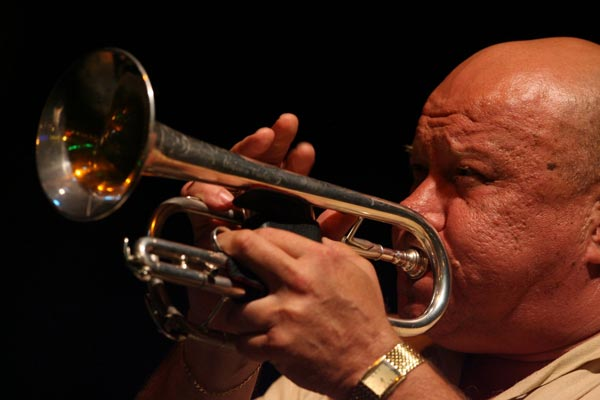 Rahway's Warren Vache Leads One of Four All-Star Bands At New Jersey Jazz Society's Pee Wee Russell Stomp
