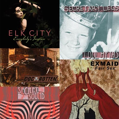 Makin Waves Record Roundup with Elk City, Exmaid, Doc Rotten and more