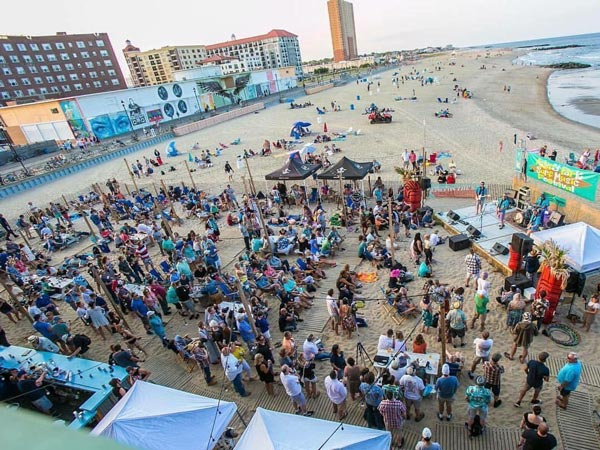 Makin Waves with Asbury Park Surf Music Festival: Still a thrill