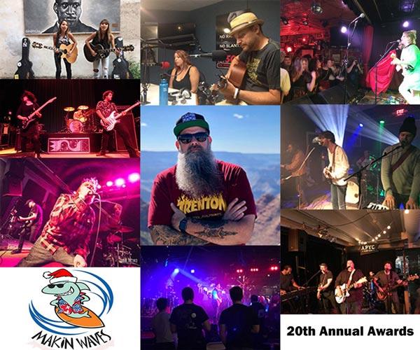 Makin Waves: 20th Annual Makin Waves Awards