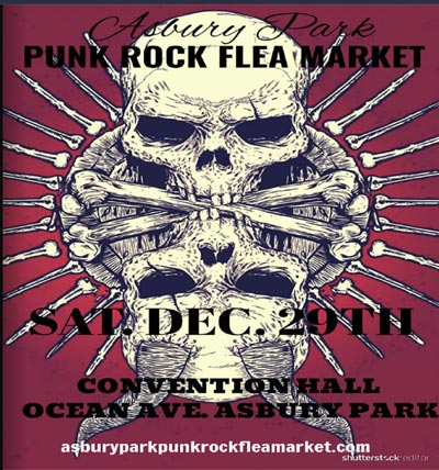 Makin Waves Scene Report with Asbury Park Punk Rock Flea Market, Vextion, The Cryptkeeper Five and more