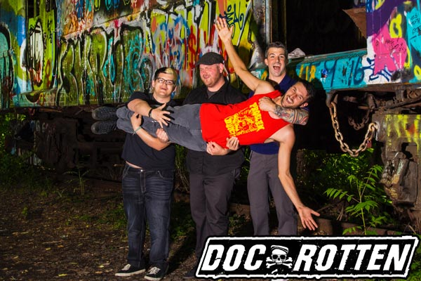 Makin Waves with Doc Rotten