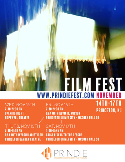 Makin Waves Scene Report with PRINDIE Film Fest, Food for Thought, Freaky Mutant Weirdo Variety show and more