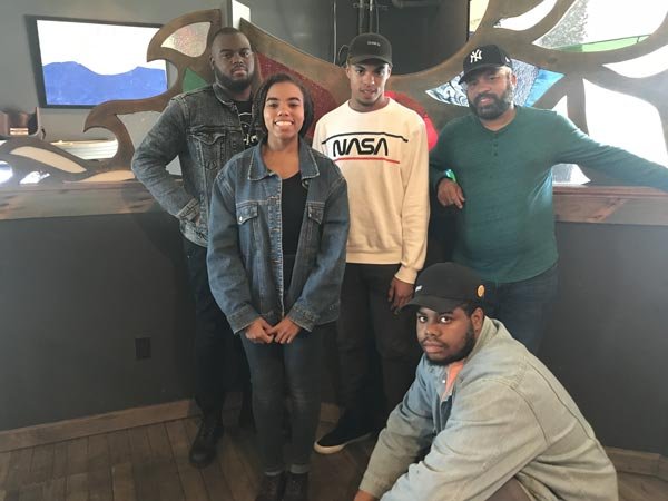Makin Waves with Black Suburbia Music Group: Sound, culture and vision