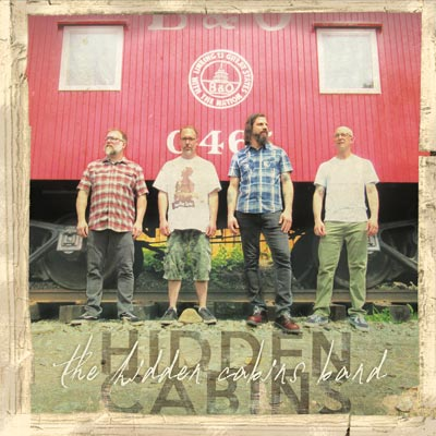 Makin Waves Record of the Week: The Hidden Cabins Band EP by Hidden Cabins