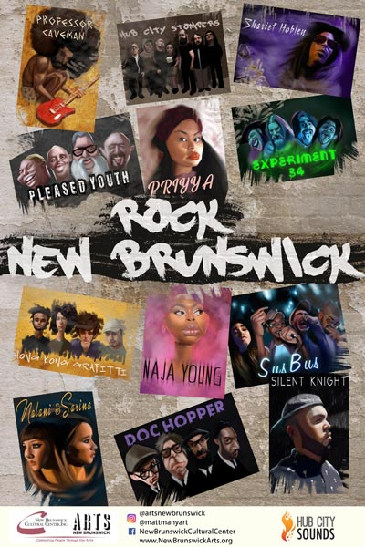 Makin Waves Scene Report with ROCK New Brunswick, Oysterfest, Brighton Bar and more
