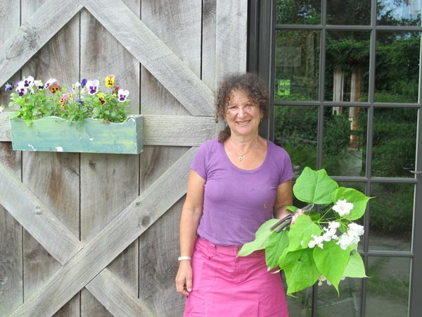 Morven Museum & Garden hosts    Botanical Illustrator Wendy Hollender for a 2-day workshop and evening lecture