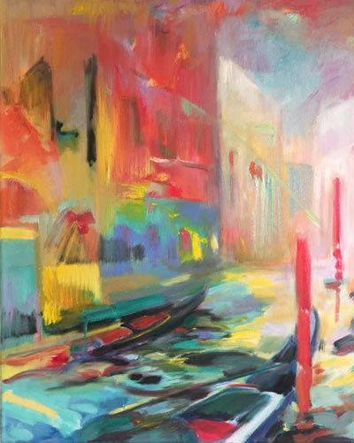 "West Windsor Arts Center Gallery Presents ""Abstraction"""