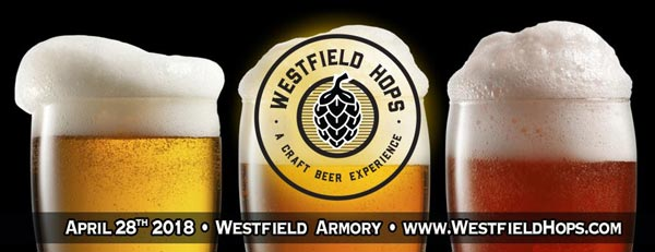 Westfield Hops To Take Place On April 28