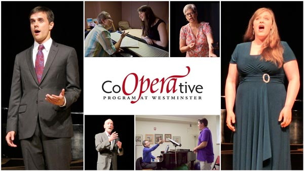 Westminster's Cooperative Operatic Arias Concerts