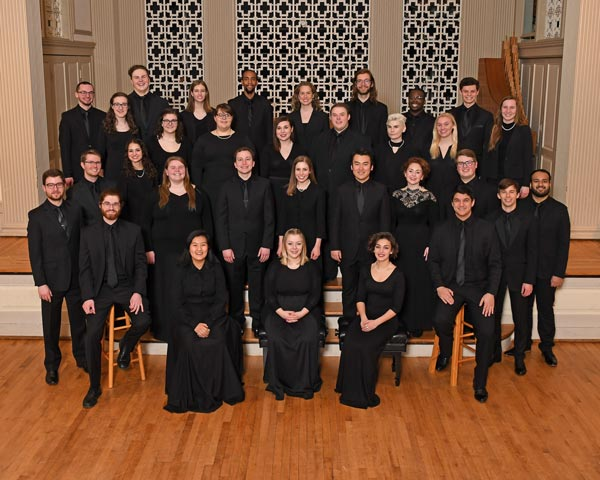 """Westminster Kantorei Presents """"Above the Stars"""""""