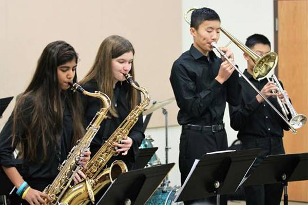 New Jersey Youth Symphony Presents An Evening of Jazz  at Drew University