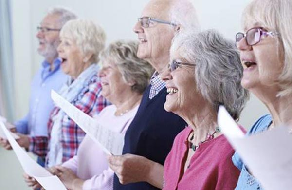 Wharton Institute for the Performing Arts Presents CAFE Choir Concert in Chatham