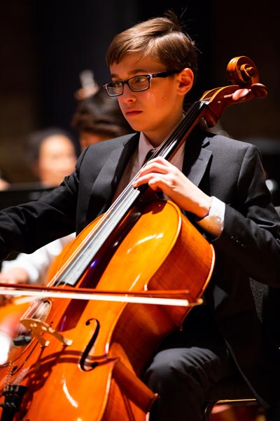 New Jersey Youth Symphony Performs at UCPAC on November 11
