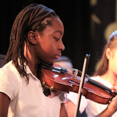 Five Ensembles of the New Jersey Youth Symphony Perform at the Concert Hall at Drew University