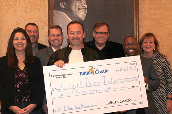 White Castle Contributes $10,000 to Pat DiNizio Musical Performance Scholarship