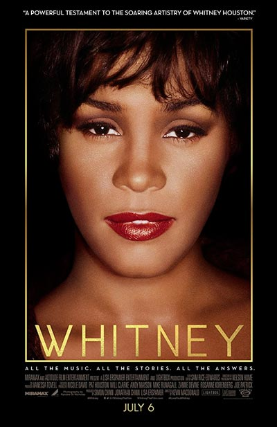 """""""Whitney"""" Opens In Theaters"""