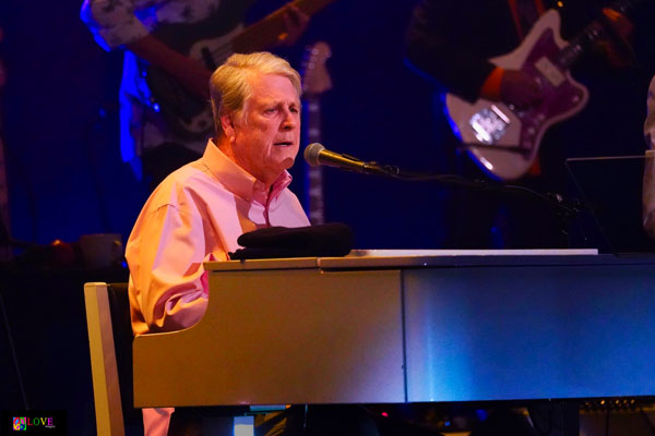 """""""An Amazing Musical Genius!"""" Brian Wilson LIVE! at the State Theatre"""