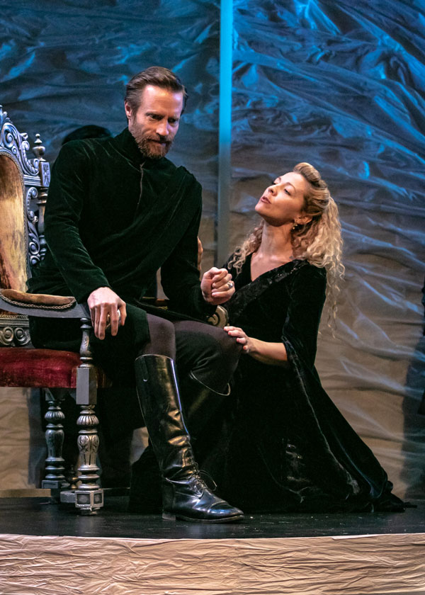 """PHOTOS from """"The Winter's Tale"""" at Shakespeare Theatre of New Jersey"""