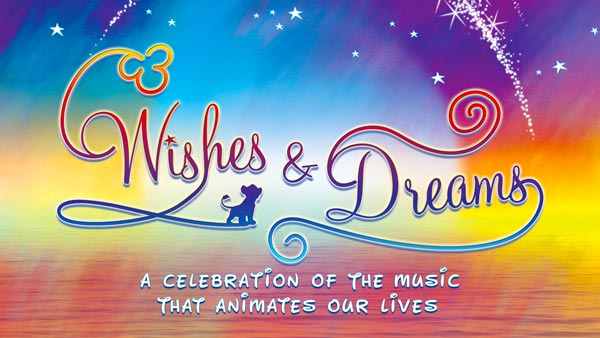 "Fair Moon Stages Presents ""Wishes & Dreams: A Celebration of the Music that Animates our Lives"""