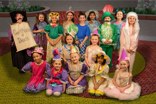 """The Yardley Players Present """"The Wizard of Oz"""""""
