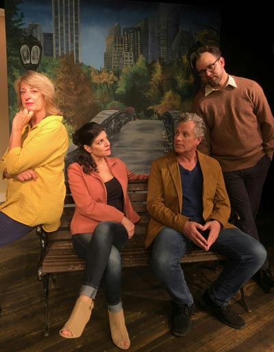 """Women's Theater Company Presents """"Our Mother's Brief Affair"""""""