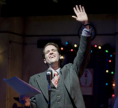 Mile Square Theatre Presents It's a Wonderful Life: a live radio play