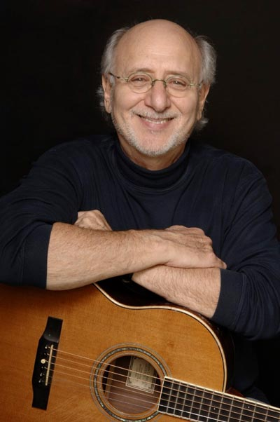 An Interview with Peter, Paul and Mary's Peter Yarrow Who Performs This Friday at Toms River's Grunin Center