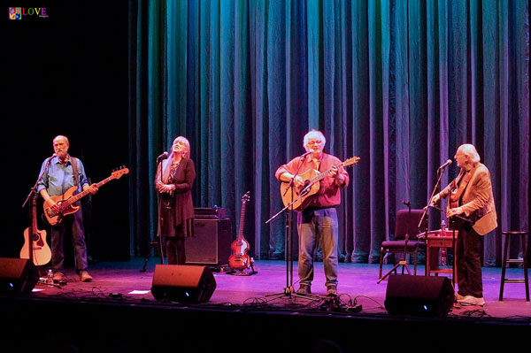 Peter Yarrow and Mustard's Retreat LIVE! at Toms River's Grunin Center