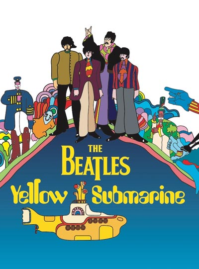 """Newton Theatre Presents The Beatles Classic """"Yellow Submarine"""" For Its 50th Anniversary"""