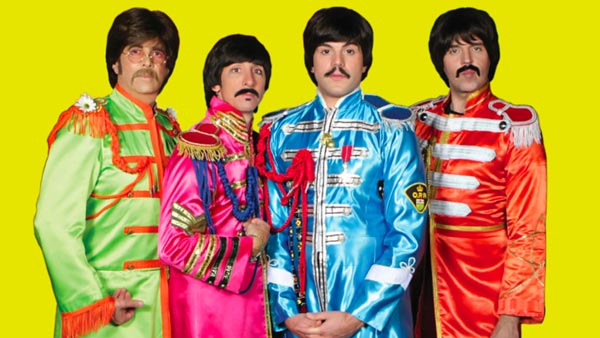 Yesterday - The Las Vegas Beatles Show To Perform at The Grunin Center