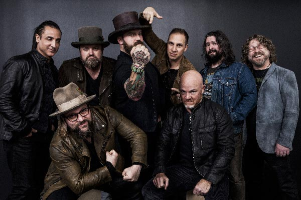 Zac Brown Band To Perform Shows In New York and New Jersey In July