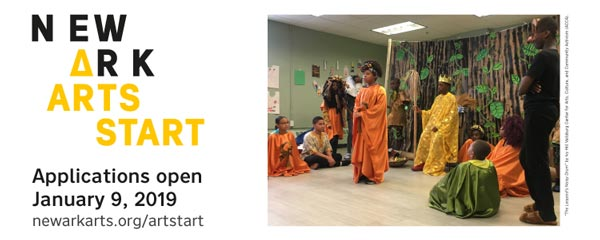 Newark Arts To Open Application Process For ArtStart Grants In January