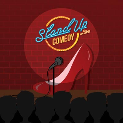 INSIDE MUSIC: Could I Make It In Standup Comedy?