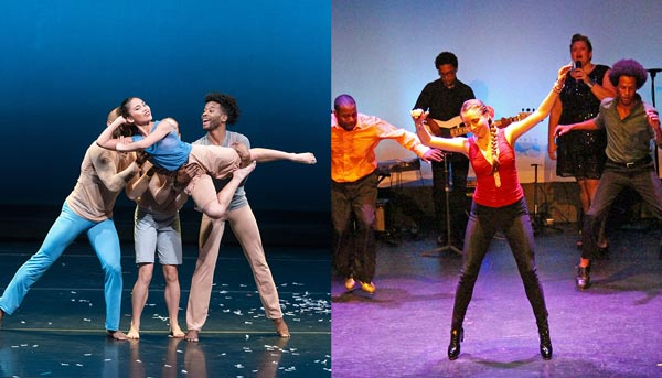 "Two Jersey Dance Companies To Get ""Up Close & Personal"" at White Eagle Hall"