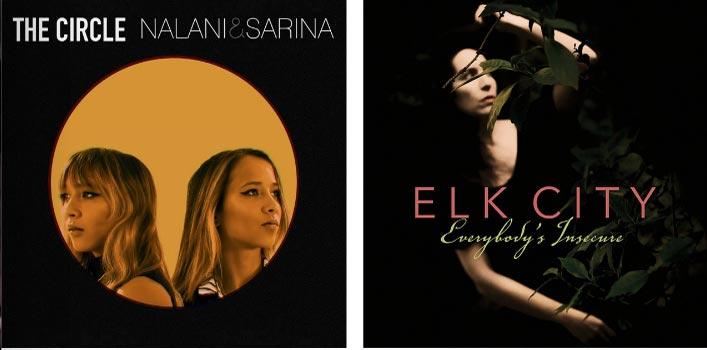 Makin Waves Record Roundup with Nalani & Sarina and Elk City