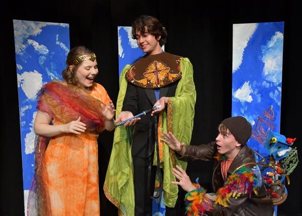 Westminster Opera Theatre Presents Die Zauberflote