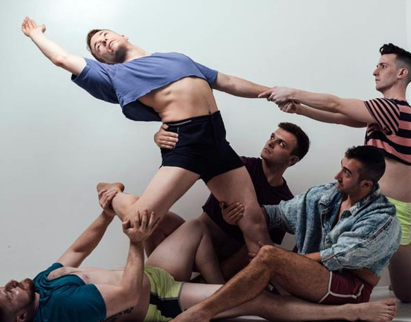 10 Hairy Legs To Launch 10HL Choreographic Initiative With Live Streaming Event On Friday