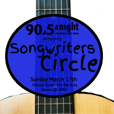90.5 To Present A Songwriters Circle At The Strand In Lakewood