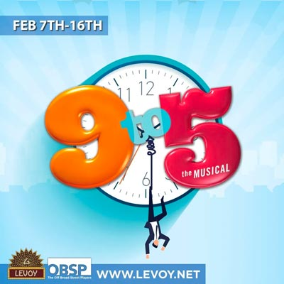 "Off Broad Street Players Presents ""9 to 5"" at The Levoy Theatre"