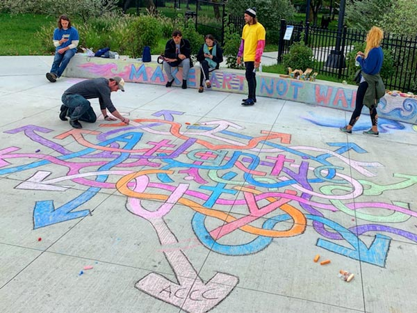 5th Annual Chalk About AC To Take Place October 12