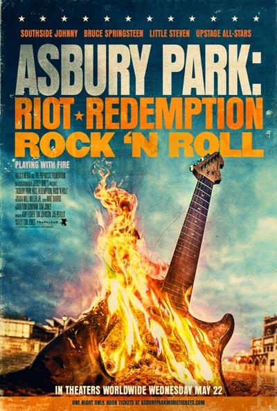 """Asbury Park: Riot, Redemption, Rock 'N Roll"" and ""Clarence Clemons: Who Do You Think I Am?"" Among Highlights of 2019 Asbury Park Music & Film Festival"
