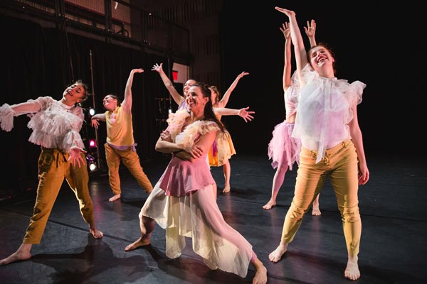 Ariel Rivka Dance To Host An Interactive Performance In Montclair
