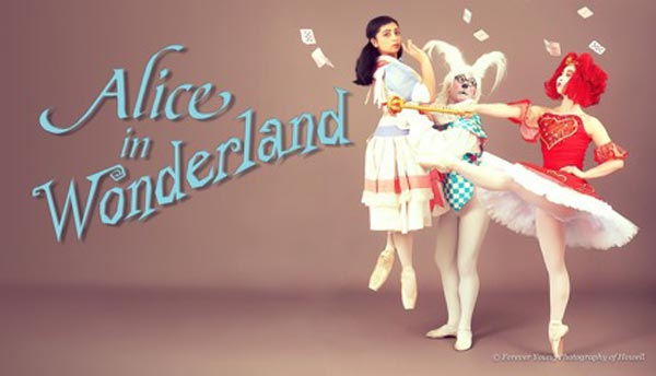 """Axelrod Contemporary Ballet To Hold """"Mad Hatter's Tea Party"""" On August 21"""